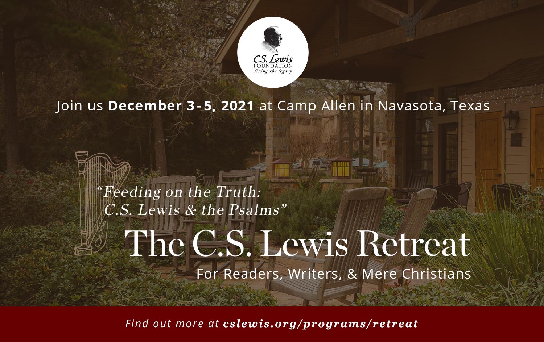 CS Lewis Retreat 2021
